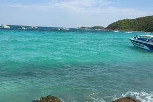 直飞 兰州出发 金牌泰国 曼谷 芭提雅 沙美岛8日游