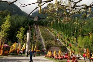 武当山、神农架全景、长江三峡、白帝城、恩施大峡谷深度9日游