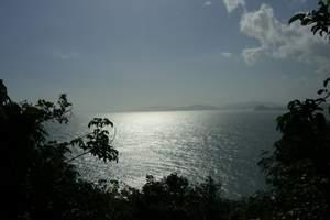 【轻奢万豪】七彩沙滩呆呆岛、分界洲岛、天涯海角4天
