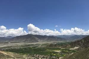 拉萨林芝山南日喀则纳木错全景九日游 林芝到山南朗县加查环线游