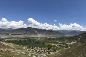 西藏全景9日游 拉萨林芝日喀则纳木错全景9日游 拉萨旅游线路
