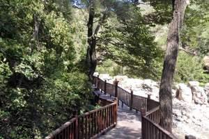 红崖谷旅游攻略 石家庄到红崖谷一日游