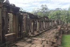 去吴哥窟旅游需要多少钱_柬埔寨吴哥窟6日跟团游报价_旅游攻略