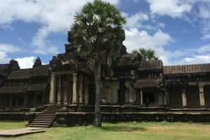 2018年过年郑州到柬埔寨旅游【穿越吴哥窟】郑州到柬埔寨六日
