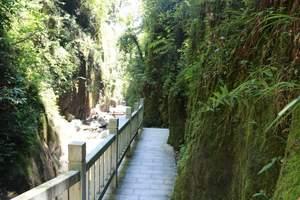 惠州到韶关水上丹霞景区、云门山全透明玻璃桥2天纯玩团