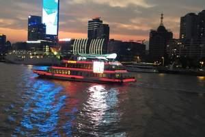 上海一日游 上海周边跟团旅游  东方明珠外滩黄浦江游船一日游