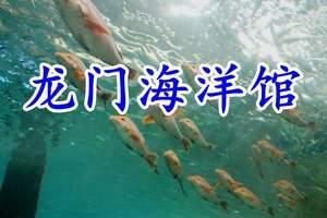 洛阳龙门海洋馆门票特价 龙门海洋馆演出时间门票预订