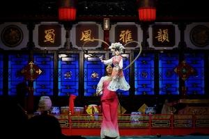 四川好玩的 有特色的娱乐项目推荐-蜀风雅韵 成都一日游介绍