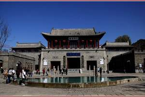 天津到北京深度古北水镇旅游(含夜景)张裕爱斐堡国际酒庄二日游