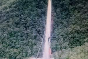 开封到三泉湖+凤凰大峡谷玻璃吊桥汽车纯玩一日游