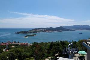 大连3日跟团游|圣亚海洋世界+旅顺风景区+金石滩景区3日游