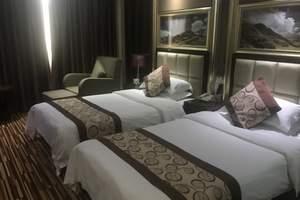 云海休闲商务酒店休闲商务住宿双标大床含餐准四星标准