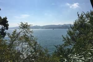 杭州千岛湖一日游,杭州到千岛湖一日游去梅峰观岛线路