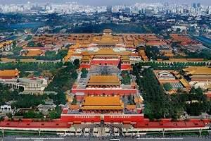 天津到紫禁城+天安门广场旅游团-故宫博物院-天安门广场一日游