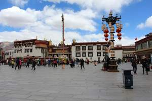 西藏全景游_西藏深度卧飞13日游_含珠峰无自费报价