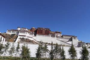 西藏布达拉宫·大昭寺雅鲁藏布大峡谷苯日神山鲁朗林海四飞8日游