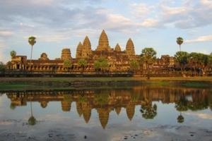 三亚到柬埔寨6日游,柬埔寨旅游团报价,柬埔寨吴哥窟旅游团价格