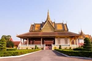 海口到柬埔寨吴哥窟5日游,海口到柬埔寨包机旅游团报价