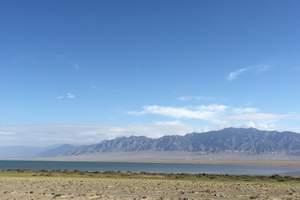 银川到额济纳胡杨林巴丹吉林沙漠7日游