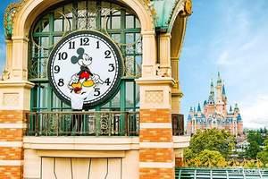 中国大陆将迎来第二个迪士尼?