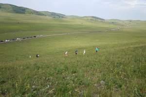 十一发团线路-郑州到木兰围场乌兰布统5日-赠送坝上草原越野车