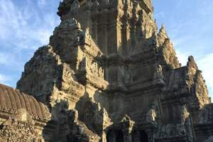 武汉到柬埔寨跟团游价格 钜惠柬埔寨全景8日游(买一送一)