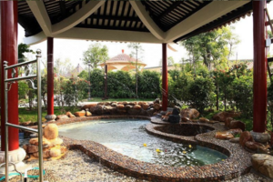 佛山三水温泉度假村两天游_享用豪华自助晚餐