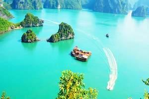 越南柬埔寨旅游推荐_越南下龙、河内、胡志明、金边、吴哥7日游