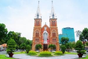 南宁到越南西贡旅游_越南下龙湾、河内、西贡、美拖、头顿五日游