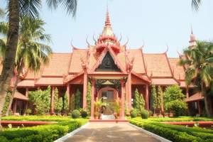 南宁出境旅游线路推荐_南宁去柬埔寨吴哥、金边双城六日游