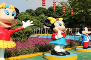珠海学生幼儿园春游至梦幻D世界一日游