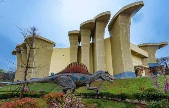 汝阳恐龙遗迹园2