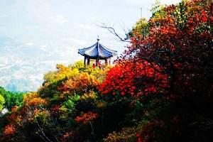 天津到北京香山公园旅游团-北京香山公园红叶节休闲一日游