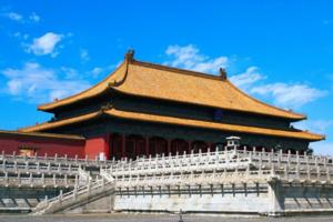 故宫正式实行全网售票 每天8万张门票