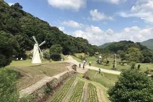 【美食之旅】增城二龙山休闲活力二天游