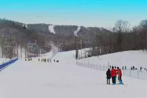 新亚布力滑雪场/阳光AB区/新体委滑雪场门票预定