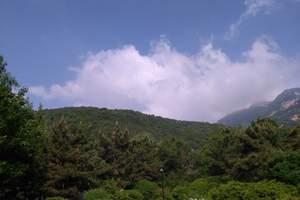 泰安到五台山许愿祈福之旅 肥城东平到山西五台山大巴三日游