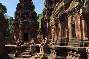 昆明到柬埔寨吴哥6天5晚游-昆明到吴哥旅游-昆明到柬埔寨旅游