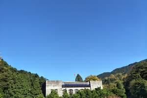 【红色之旅】庐山+三叠泉瀑布+井冈山+杜鹃山 双卧七日
