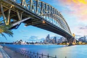 郑州直飞墨尔本·绿岛大堡礁·悉尼·黄金海岸·新西兰12日游