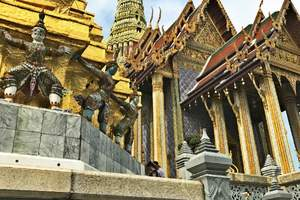 太原到泰国旅游 超高性价比国旅自营『泰实惠 』5晚7日跟团游