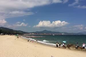 大鹏鹏岛明珠农庄、玫瑰海岸一天游(野炊+包饺子+沙滩娱乐)
