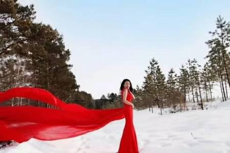 【6天5晚】中国冷级呼伦贝尔冬季激情滑雪、冰雪旅游包车自由行