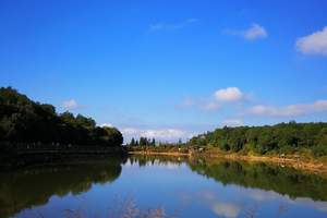 福州到云顶   冰川峡谷、天池草场1日游