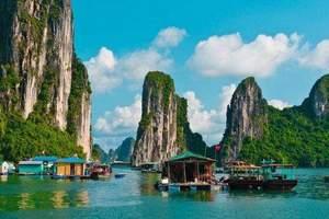 淄博去越南旅游_淄博去越南河内双飞六日旅游_越南旅游团报价
