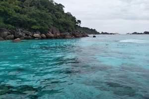 福州去普吉岛斯米兰岛|泰国6日游|福州直飞普吉岛