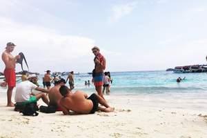 呼和浩特到普吉岛旅游推荐_斯米兰岛浮潜-全程无自费_5星8日