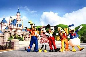 香港2天游【特价】香港迪士尼/海洋公园