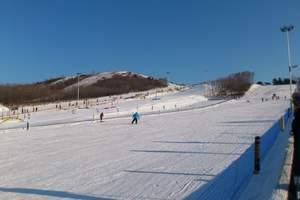 杭州到安吉滑雪一日游<江南天池温泉>畅玩安吉江南天池滑雪场
