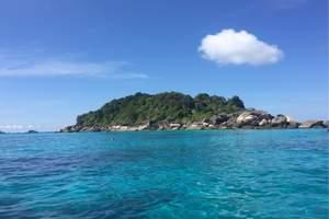 西安到泰国普吉、斯米兰蜜月双飞6日游